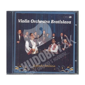 Violin Orchestra Bratislava - Cigánska fantázia od 7,99 €