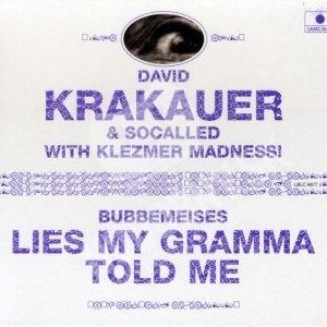 David Krakauer, David Krakauer's Klezmer Madness!, Socalled - Bubbemeises: Lies My Gramma Told Me od 25,11 €