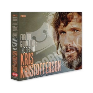 Kris Kristofferson - For the Good Times - The Best Of od 13,54 €