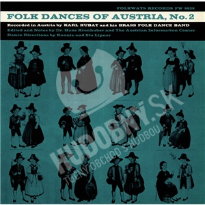 Karl Kubat And His Brass Folk Dance Band - Folk Dances of Austria, Vol. 2 od 0 €