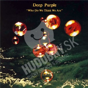 Deep Purple - Who Do We Think We Are [R] [E] od 10,33 €
