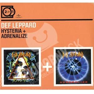 Def Leppard - Hysteria / Adrenalize od 13,99 €