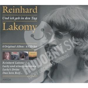 Reinhard Lakomy - Und Ich Geh In Den Tag od 18,85 €