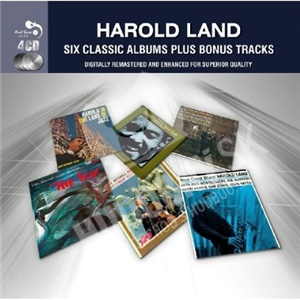Harold Land - Six Classic Albums Plus od 10,67 €