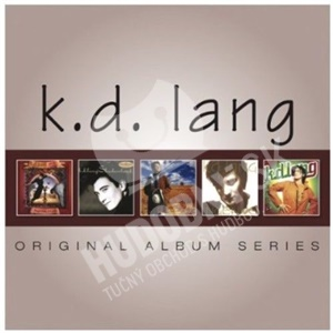 k.d. lang - Original Album Series od 15,67 €