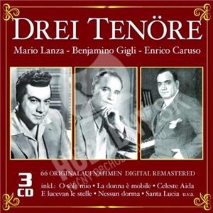 Enrico Caruso, Benjamino Gigli, Mario Lanza - Drei Tenoere od 15,87 €