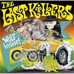 The Last Killers - Wolf Inside od 21,05 €