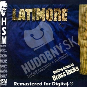 Latimore - Getting Down To Brass Tacks (2013 Remastered) od 21,40 €