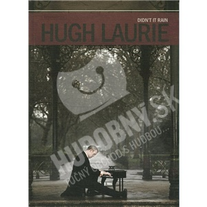 Hugh Laurie - Didn't It Rain (Special Edition Bookpack) od 19,98 €