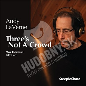 Andy Laverne - Three's Not A Crowd od 25,06 €