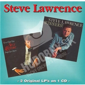 Steve Lawrence - Winners / On A Clear Day od 14,10 €