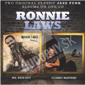 Ronnie Laws - Mr. Nice Guy / Classic Masters od 24,26 €