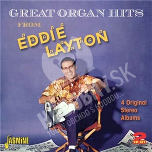 Eddie Layton - Great Organ Hits (2013 Remastered) od 19,08 €