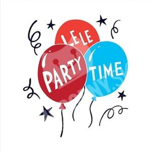 Le_Le - Party Time od 11,50 €