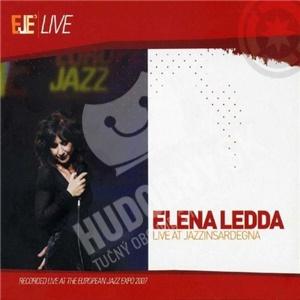 Elena Ledda - Live at Jazzinsardegna od 24,07 €