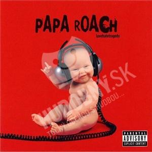 Papa Roach - Lovehatetragedy od 8,16 €