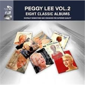 Peggy Lee - Eight Classic Albums, Vol. 2 od 10,67 €