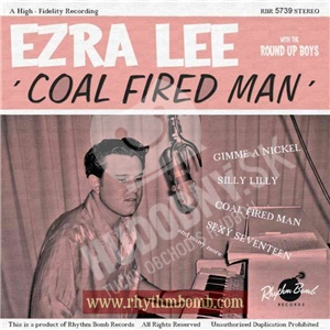Ezra Lee, The Round Up Boys - Coal Fired Man od 24,89 €