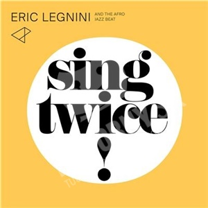 Eric Legnini, The Afro Jazz Beat - Sing Twice! od 23,84 €