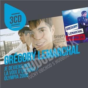 Grégory Lemarchal - Je Deviens Moi / La Voix D'Un Ange / Olympia 06 od 0 €