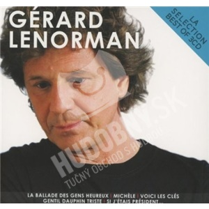 Gérard Lenorman - La Selection od 18,04 €