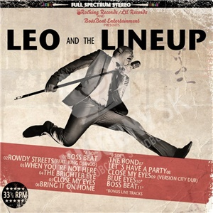 Leo & The Line Up - Leo & The Line Up od 24,89 €