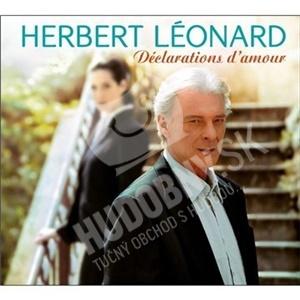 Herbert Léonard - Declarations D'Amour od 0 €