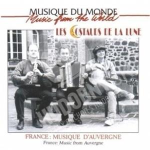 Les Costauds de la Lune - Musique d'Auvergne od 23,13 €