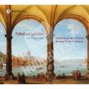 Les Escapades - Fabulous London od 27,28 €