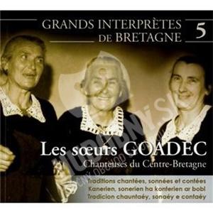 Les Sours Goadec - Chanteuses du Centre-Bretagne od 24,01 €