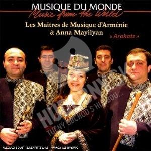 Les Maîtres de Musique d'Arménie - Arakatz od 20,94 €