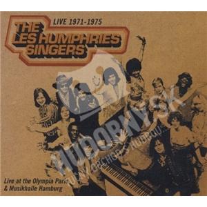 Les Humphries Singers - Live 1971-75 od 9,59 €