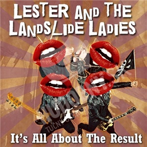 Lester and the Landslide Ladies - It's All About The Result od 14,40 €