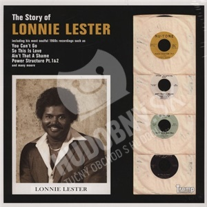 Lonnie Lester - The Story Of od 22,20 €