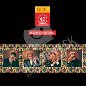 Level 42 - Running In The Family od 10,33 €