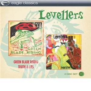 The Levellers - Green Blade Rising / Truth and Lies od 8,91 €