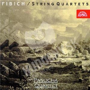 Zdeněk Fibich - Smyčcové kvartety, Variace / Panochovo kvarteto od 7,93 €