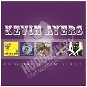 Kevin Ayers - Original Album Series od 15,67 €