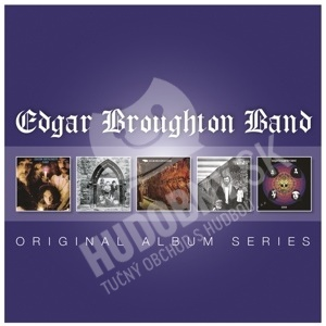 Edgar Broughton Band - Original Album Series od 15,67 €