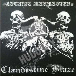 Clandestine Blaze, Satanic Warmaster - Split od 0 €