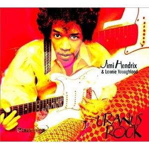 Jimi Hendrix, Lonnie Youngblood - Uranus Rock od 14,99 €