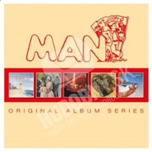 The Man - Original Album Series od 15,67 €