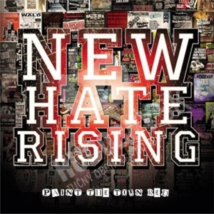 New Hate Rising - Paint The Town Red od 20,72 €