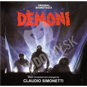 OST, Claudio Simonetti - Demoni (Original Soundtrack) od 27,99 €