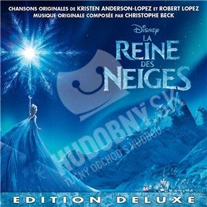 OST, Kristen Anderson-Lopez, Robert Lopez, Christophe Beck - La Reine des Neiges od 17,72 €