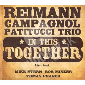 Poul Reimann, Niclas Campagnol, John Patitucci - In This Together od 20,51 €