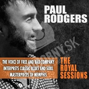 Paul Rodgers - The Royal Sessions (CD+DVD) od 0 €
