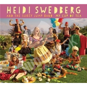 Heidi Swedberg & The Sukey Jump Band - My Cup of Tea od 19,91 €
