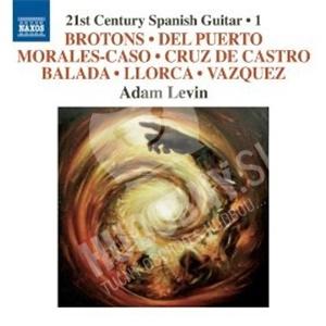 Adam Levin - 21st Century Spanish Guitar, Vol. 1 od 8,67 €