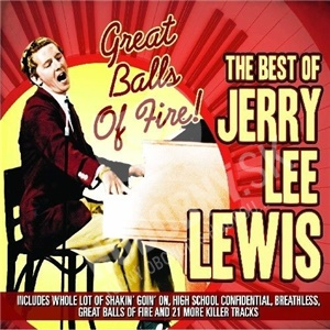 Jerry Lee Lewis - Great Balls Of Fire! od 8,06 €